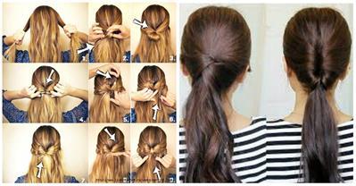 10 kiểu tóc thắt bím đẹp, phối đồ mùa đông cực hợp