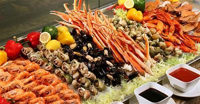 10 nhà hàng buffet hải sản ngon, nổi tiếng nhất ở TpHCM