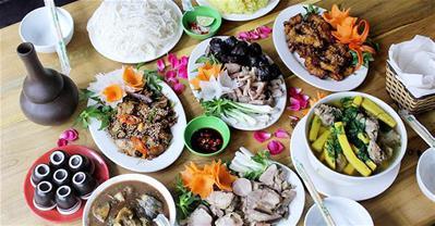 10 nhà hàng chuyên món ăn đồng quê ngon nhất ở Hà Nội