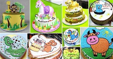 101+ mẫu bánh sinh nhật 12 con giáp đẹp nhất cho từng năm tuổi