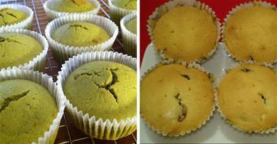 2 cách làm bánh cupcake bằng nồi cơm điện cực ngon