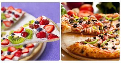 2 cách làm bánh pizza cực dễ bằng chảo chống dính