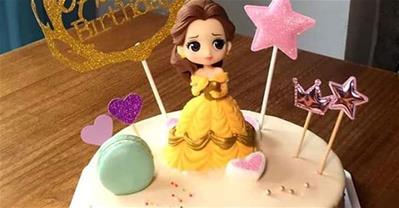 25+ mẫu bánh sinh nhật công chúa đẹp nhất nên tặng cho bé gái