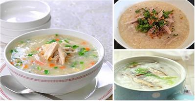 3 cách nấu cháo gà đơn giản mà thơm ngon, bổ dưỡng