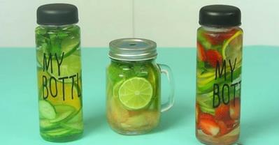 3 loại nước detox làm sạch thận, giảm cân, eo thon