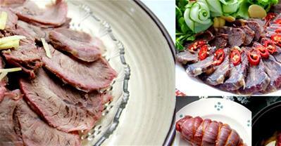 4 cách nấu Nạm Bò đơn giản, không hôi mà nhanh mềm, dễ ăn