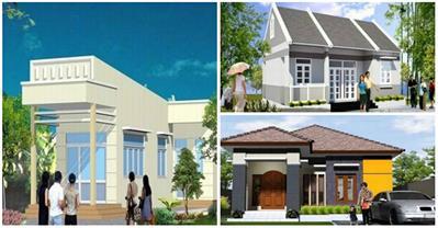 43 mẫu nhà đẹp mê ly với chi phí xây chỉ từ 100 triệu