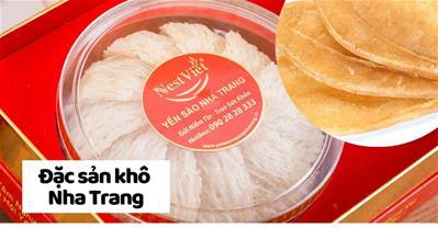 5 đặc sản khô Nha Trang được du khách mua về nhiều nhất năm 2019