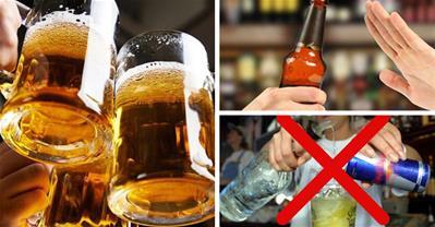 5 lối uống bia đưa thẳng bạn từ bàn nhậu ra nghĩa địa