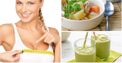 5 món ăn giúp tăng kích thước vòng một hiệu quả