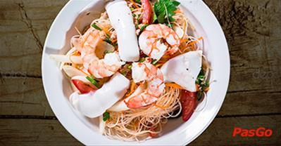 5 món ăn nổi tiếng nhất của ẩm thực Thái Lan