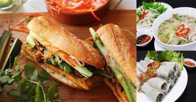 5 món ăn sáng độc quyền nổi tiếng của người Việt