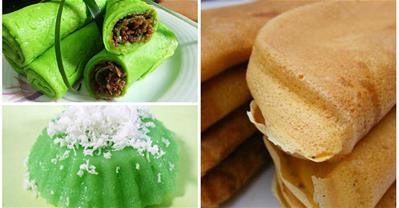 5 món bánh ngọt độc đáo của Malaysia nhất định phải thử