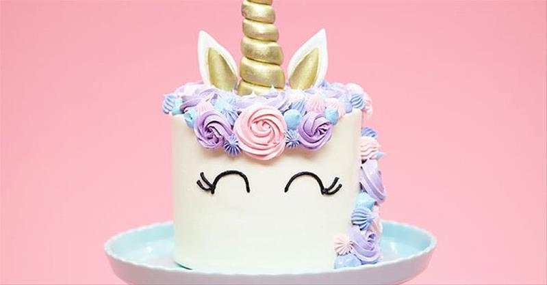 50+ mẫu bánh sinh nhật cho bé gái đẹp và dễ thương nhất