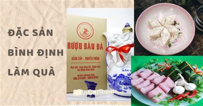 6 đặc sản Bình Định làm quà tốt nhất cho du khách và địa chỉ mua