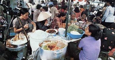 Ẩm thực Sài Gòn xưa - Độc đáo với món ngon đường phố