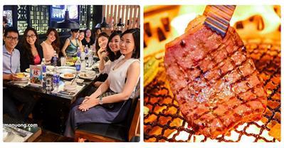 Ăn lẩu nướng chuẩn vị Hàn Quốc với giá chỉ từ 149K
