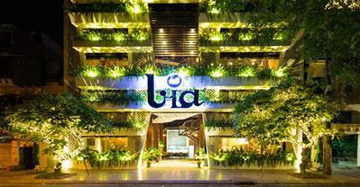 Ấn tượng với kiến trúc xanh của nhà hàng Sứ Bia