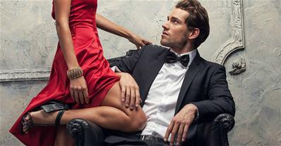 Bài học xương máu: Đại gia đưa kiều nữ đi sắm đồ hiệu