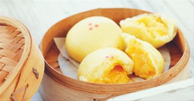 Bật mí cách làm bánh bao lưu sa thơm ngây ngất