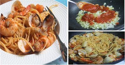 Bật mí cách làm mì Ý hải sản đơn giản ngay tại nhà