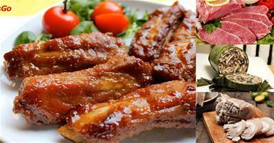 Bỏ túi bí quyết chọn phần thịt heo hợp với từng món ăn