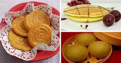 Các cách làm bánh không cần lò nướng tốc hành