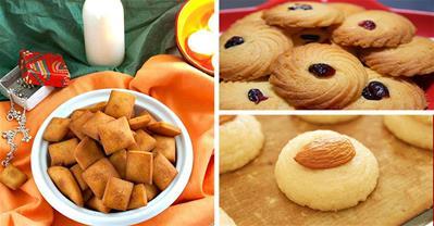 Các cách làm bánh quy đơn giản không cần lò nướng