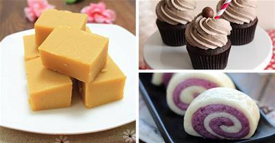 Các loại bánh ngon dễ làm chỉ với chiếc nồi cơm điện