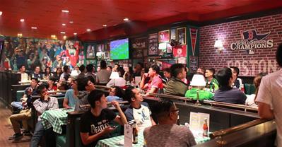 Các quán nhậu Sài Gòn mở thâu đêm hot nhất mùa Euro