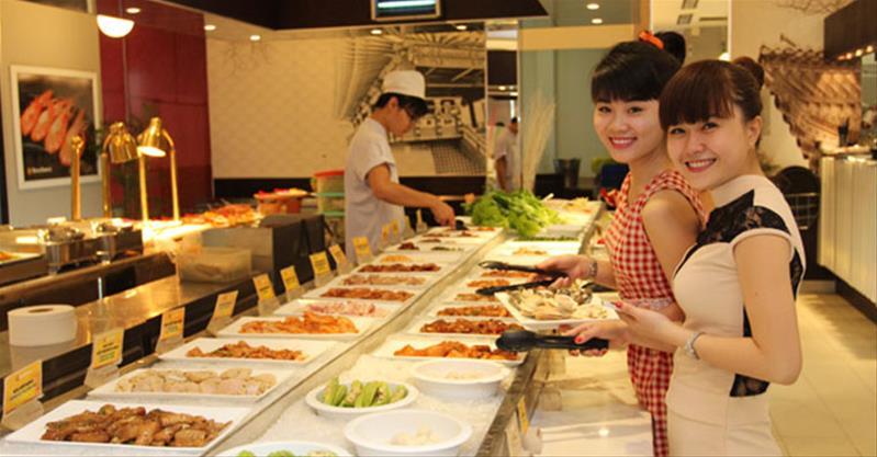 Cách ăn buffet đúng cách, ăn ngon, ăn được nhiều mà vẫn lịch sự