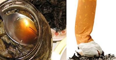 Cách bỏ thuốc lá sau 3 ngày với chỉ với 1 cốc trà
