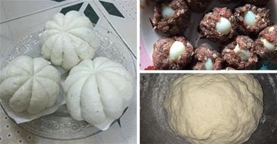 Cách làm bánh bao nhân thịt ai vụng nhất cũng làm được