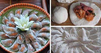 Cách làm bánh bột lọc Hà Nội nhân tôm thịt thơm ngon, đơn giản