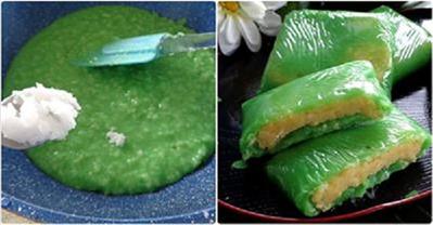 Cách làm bánh cốm dẻo ngon của đầu bếp Lâm Anh Đào