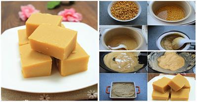 Cách làm bánh đậu xanh ngon với nồi cơm điện
