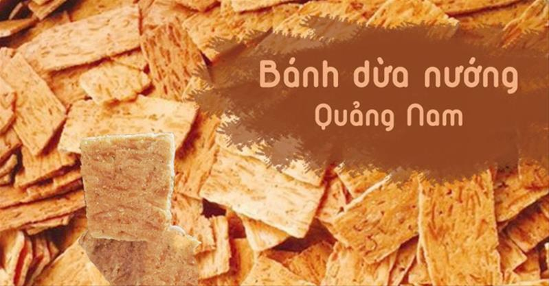 Cách làm bánh dừa nướng giòn ngon như đặc sản Quảng Nam Đà Nẵng