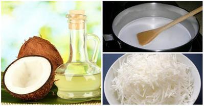 Cách làm dầu dừa nguyên chất 100% tại nhà đơn giản nhất