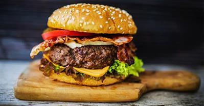 Cách làm Hamburger bò cực đơn giản chỉ trong 3 bước