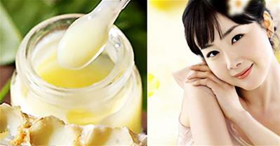 Cách làm mặt nạ sữa ong chúa cho phái đẹp đơn giản