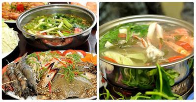 Cách làm nước lẩu hải sản ngon, chuẩn vị như ngoài hàng