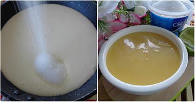 Cách làm sữa đặc nguyên chất của đầu bếp Lâm Anh Đào