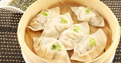 Cách làm sủi cảo nhân thịt dai dẻo, béo ngọt, đậm chất Trung Hoa