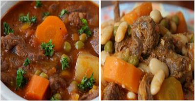 Cách làm thịt bò nấu đậu giàu dinh dưỡng mà ngon tuyệt