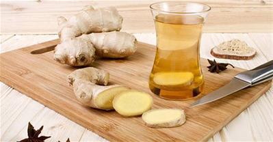 Cách làm trà gừng mật ong trị ho cảm lạnh chỉ 3 phút