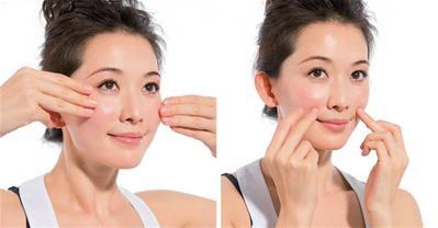 Cách mát xa mặt của siêu mẫu 40 tuổi đẹp nhất xứ Đài