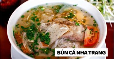 Cách nấu bún cá Nha Trang không tanh đơn giản cho người MỚI HỌC