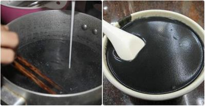 Cách nấu chè mè đen giúp bà bầu sinh con dễ dàng