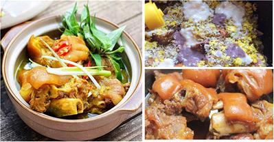 Cách nấu giả cầy từ giò heo thơm nức lòng, ăn một lần là nhớ mãi