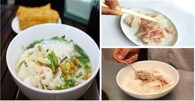 Cách nấu hủ tiếu cá - Món ăn đặc trưng của người Hoa